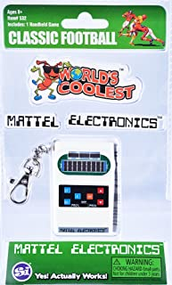 World's Smallest World's Coolest Electronic Handheld Game