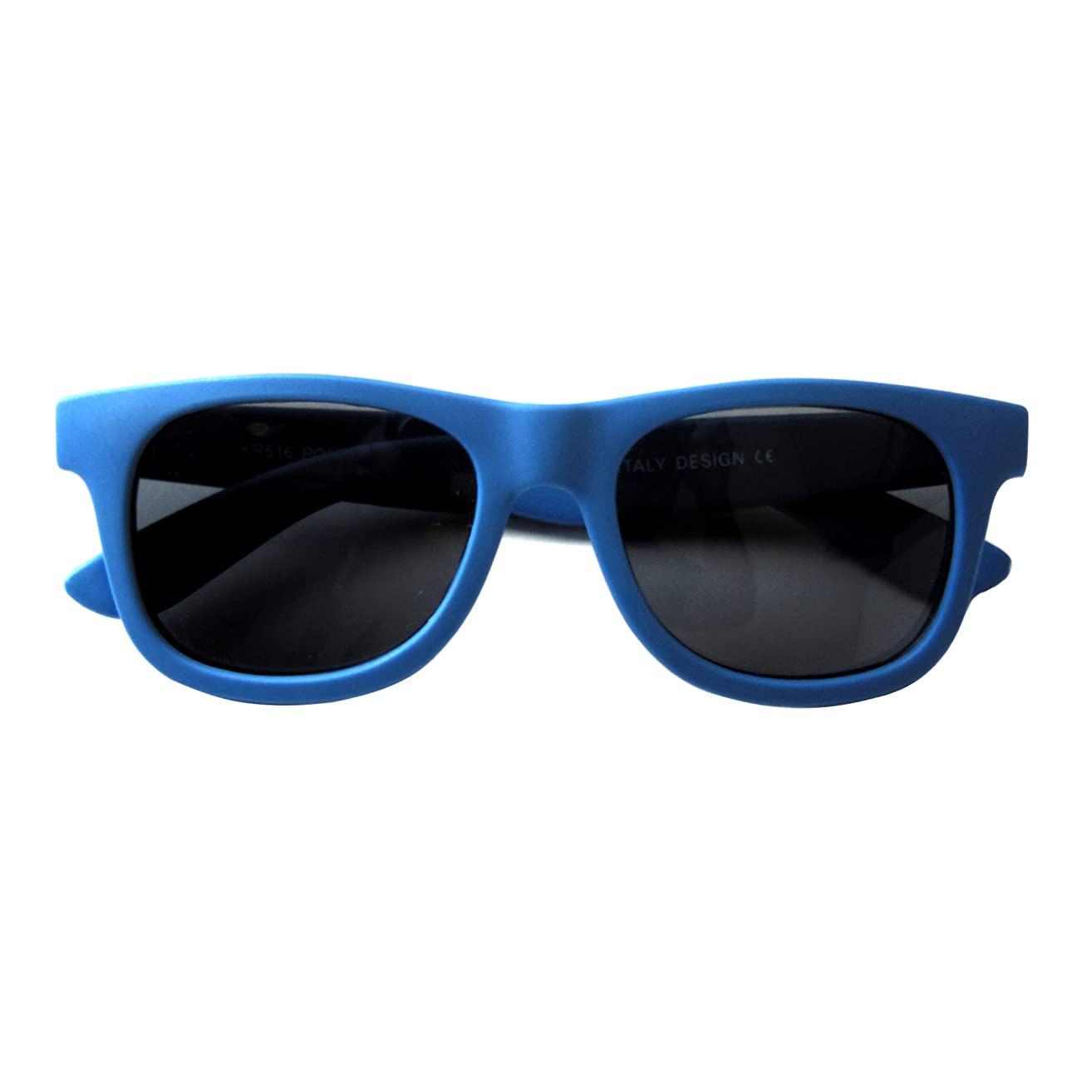 Vintage– Best First Sunglasses for Infant, Baby, Toddler, and Kids. 100% UV Protection. Many Colors and Sizes.