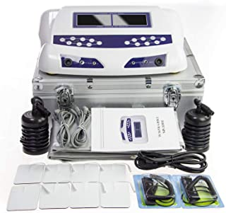 Ionic Foot Bath Detox Machine - Dual Ionic Detox Foot Spa, Chi Cleanse Cell Detoxification Machine Foot Pedicure Digital L...