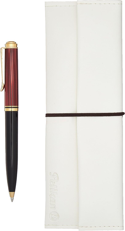 Pelikan Pelikan Pelikan Luxus Souverän K600 Kugelschreiber, Schwarz Rot B007P6C546 | Qualitätskönigin  cdfda8