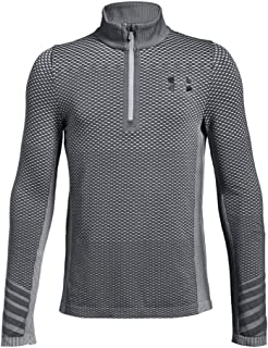 Under Armour Boys Seamless 1/4 Zip