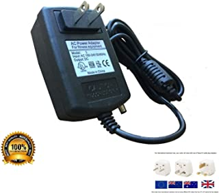 AC Adapter - Power Supply for Vision Fitness R40 Recumbent Bike
