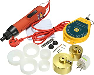 ANTAMS 110V Hand-Held Electric Screw Capping Machine Manual Bottle Cap Locking New tool accessories