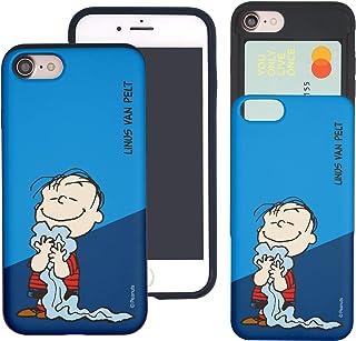 Carcasa para iPhone SE 2020, iPhone 8, iPhone 7, diseño de cacahuetes delgados, con doble capa, para iPhone SE 2020, iPhon...
