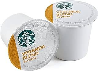 Keurig Starbucks Veranda Blend Blonde Roast Keurig K-Cups, 48 Count