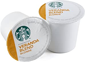 Keurig Starbucks Veranda Blend Blonde Roast Coffee Keurig K-Cups, 48 Count
