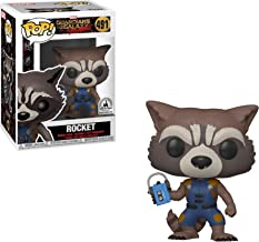 Funko POP! Marvel: Guardians of The Galaxy Mission Breakout - Rocket # 491 - Disney Parks Exclusive