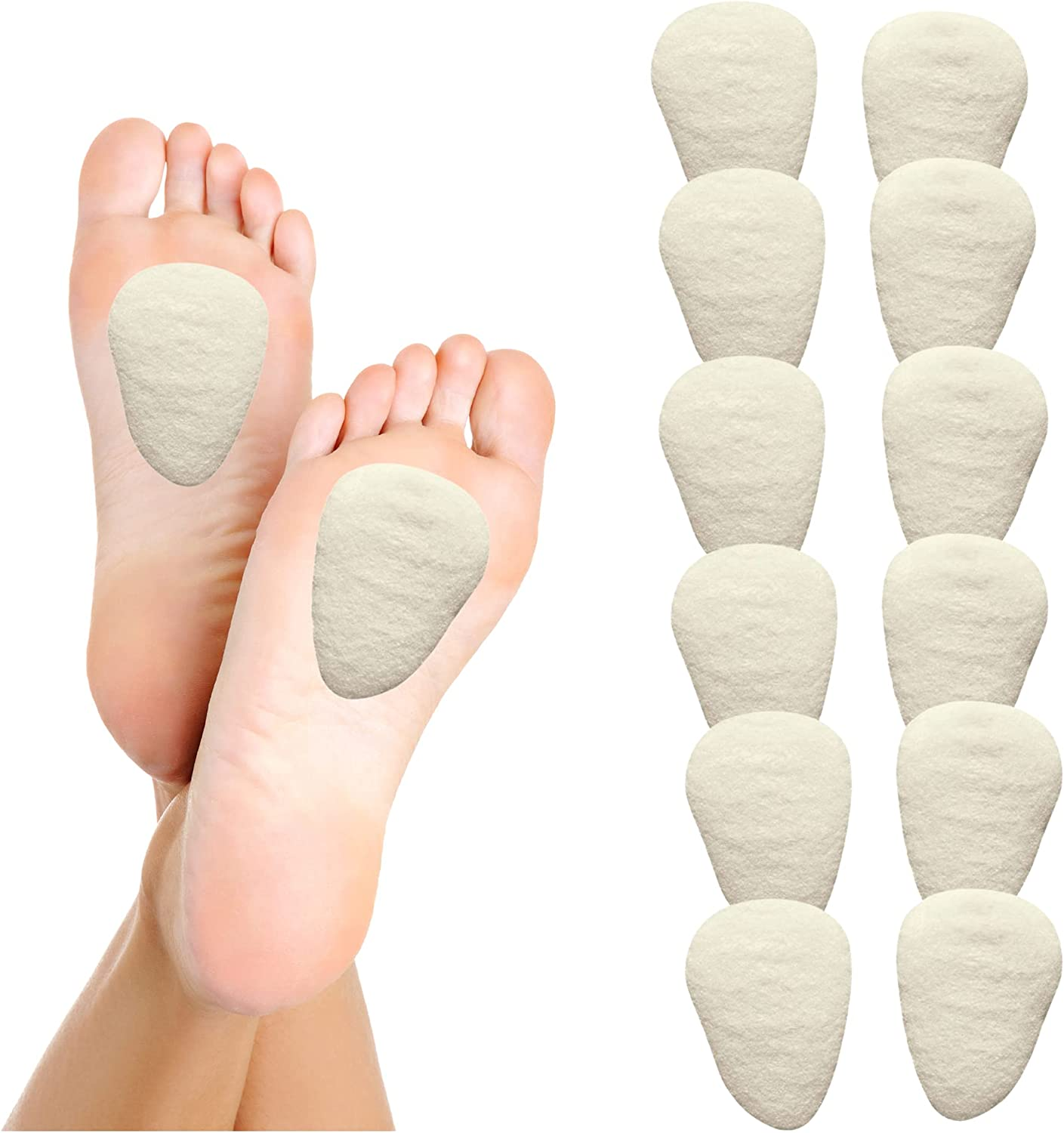Hapad Metatarsal Pads - Foot Cushion Max 52% OFF All items free shipping Relief Fo Pain