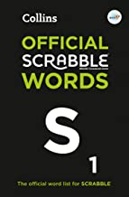 Collins Official Scrabble Words: The official, comprehensive wordlist for Scrabble™
