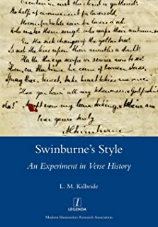 Swinburne's Style: An Experiment in Verse History