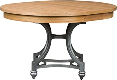 Liberty Furniture Industries Harbor View Round Dining Table, W42 x D54 x H30, Sand