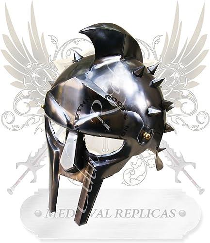 Gladiator Maximus Helm mit Einsatz
