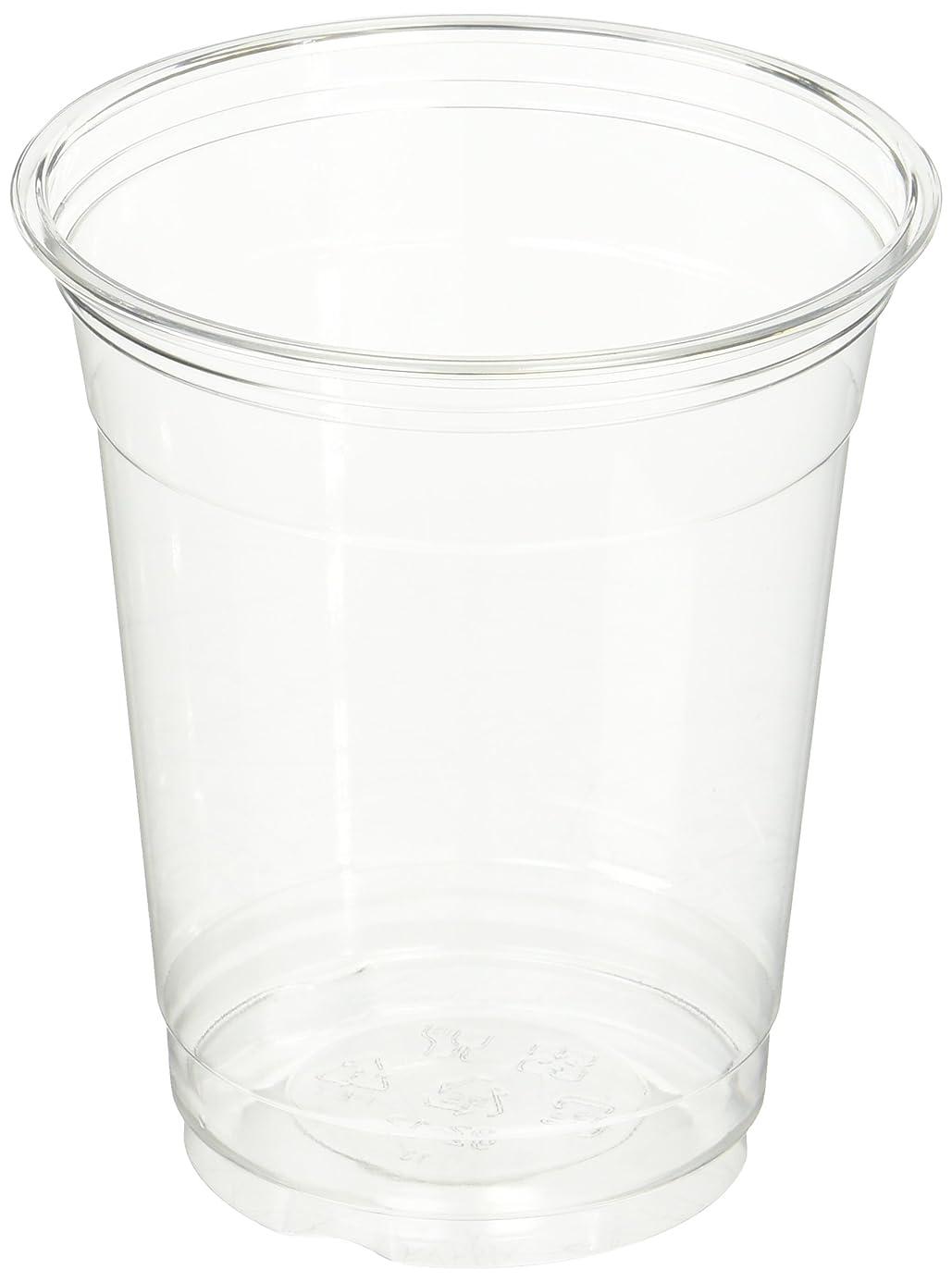 原子炉特別なレトルト【業務用】クリアPETカップ 420ML 14オンス 50個入
