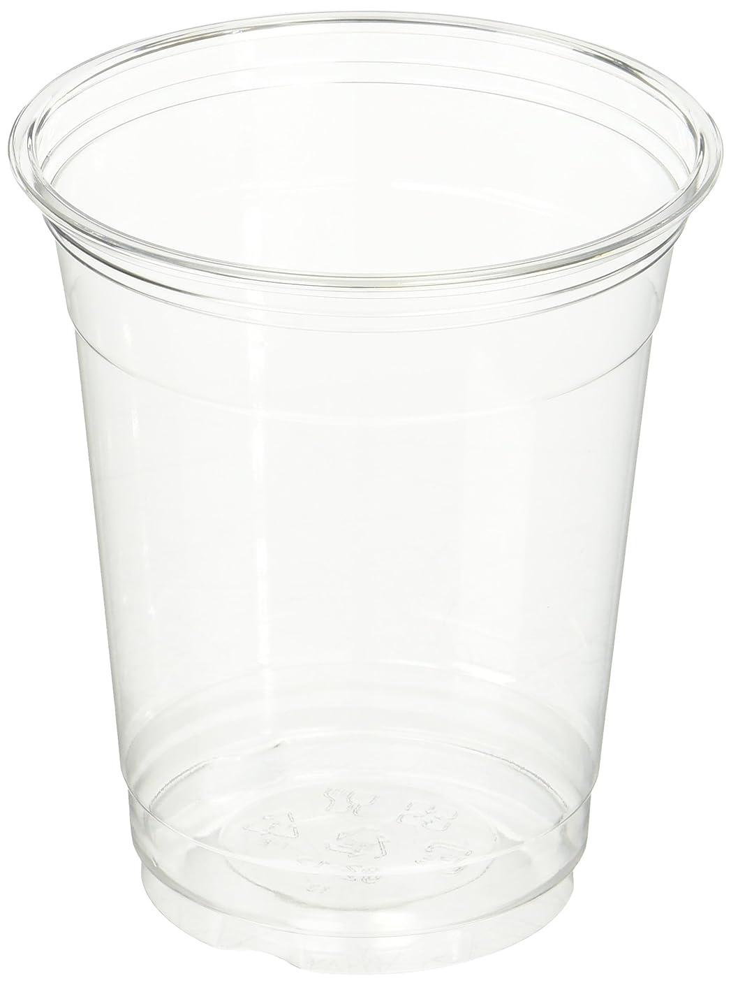 アシスト慢なオーバーラン【業務用】クリアPETカップ 420ML 14オンス 50個入
