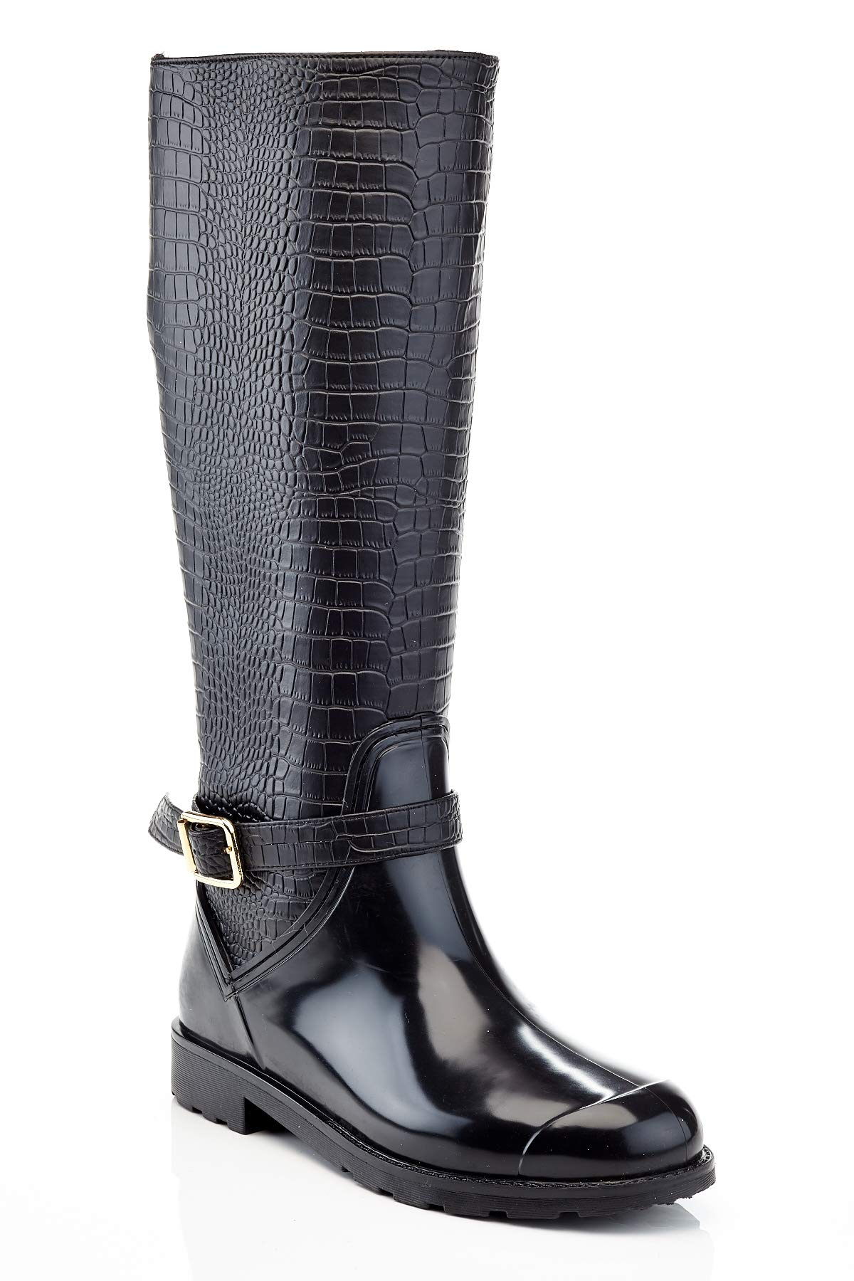 Henry Ferrera Womens Crocodile Fashion