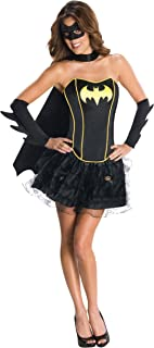 Rubie's Official Batgirl Corset Adult Costume, Small