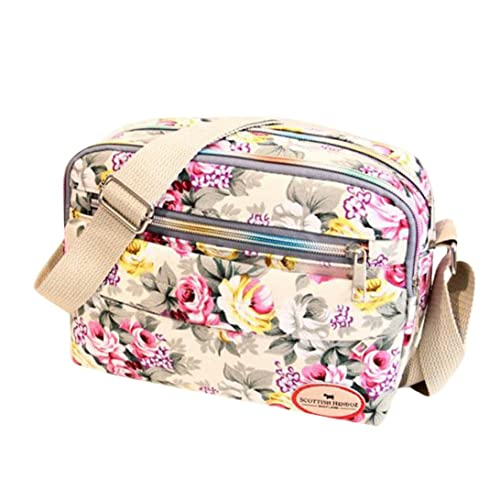Sale Clearance Women Handbags Halijack Ladies Vintage Printing Canvas  Messenger Bag College Girl Casual Travel Purse 455977c6bdc6a