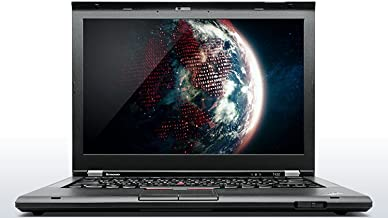2017 Lenovo ThinkPad T430 14in Business Laptop Computer, Intel Core i7-3520M up o 3.6GHz, 8GB Memory, 500GB HDD, Bluetooth 4.0, USB 3.0, DVD, Windows10  Professional (Renewed)
