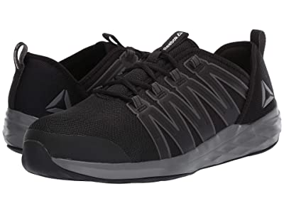 Reebok Work Astroride Work (Black/Dark Grey) Men