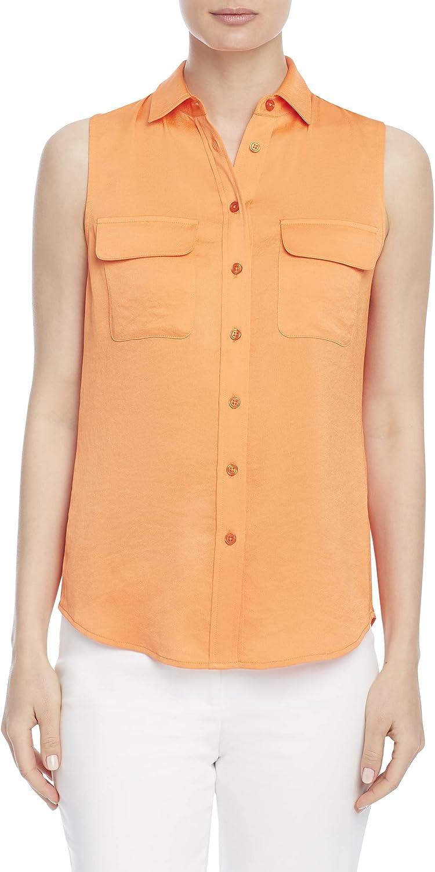 Jones New York Women's Sleeveless Slim Fit Utility