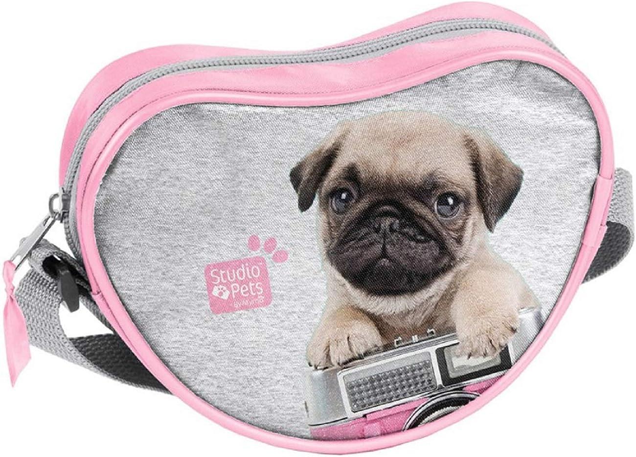 Pour filles et enfants Ragusa-Trade Sac /à main pour fan de chiens et de chats Diff/érentes tailles et couleurs