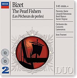 bizet pearl fishers