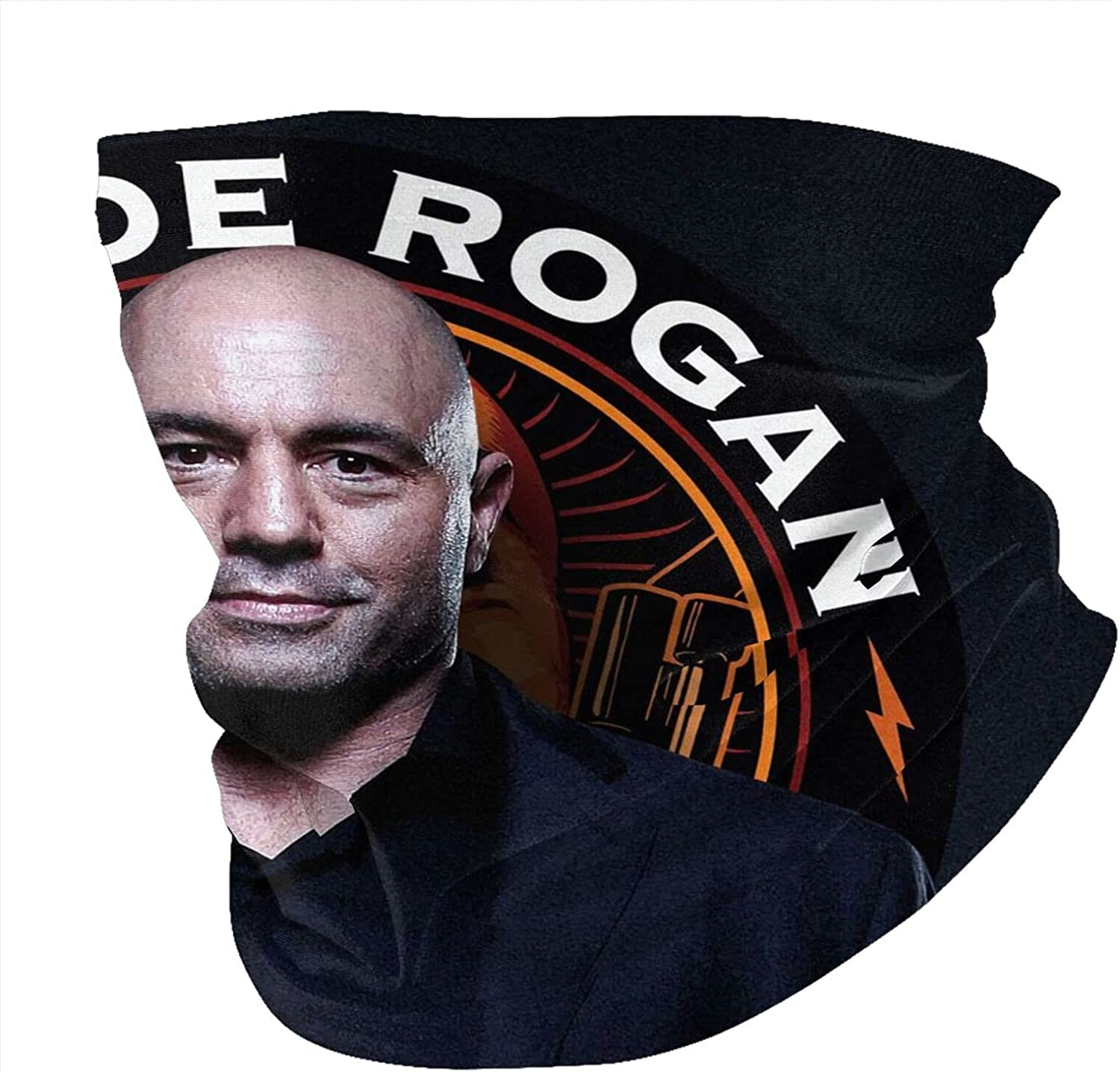 The Joe Rogan Experience Unisex Neck Gaiter Face Mask Men Women'S Multifunction Balaclava Face Cover,Cycling Mask,Sport Neck Gaiter,Hiking Scarf,Fishing Mask, Motorcycle Face Cover