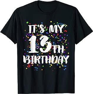 Best its my birthday 13 Reviews