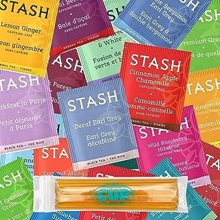 stash tea box