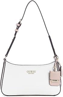 GUESS womens Georgiana Shoulder Bag HANDBAGS