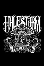 halestorm live in philly 2010 songs