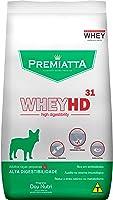 Ração para Cães Fracionada Premiatta Wheyhd Raças Pequenas Sabor Frango, 6kg (30 x 200g)