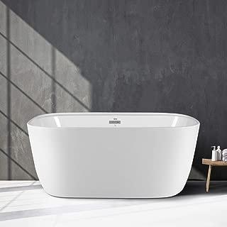 Best 54 x 29 freestanding soaking bathtub Reviews