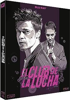 El Club De La Lucha Blu-Ray - Iconic [Blu-ray]
