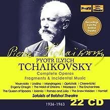 tchaikovsky complete operas