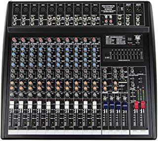 Monoprice 615816 16-Channel Audio Mixer with DSP and USB
