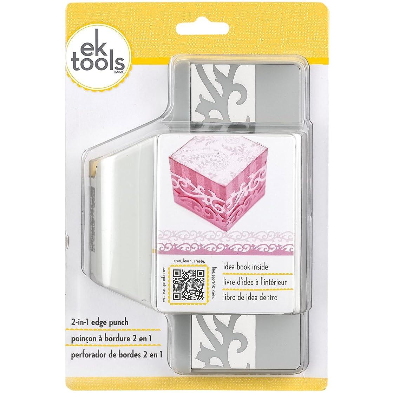 EK tools Rose Bush 2-in-1 Edger Punch, 125 by 25-Inch