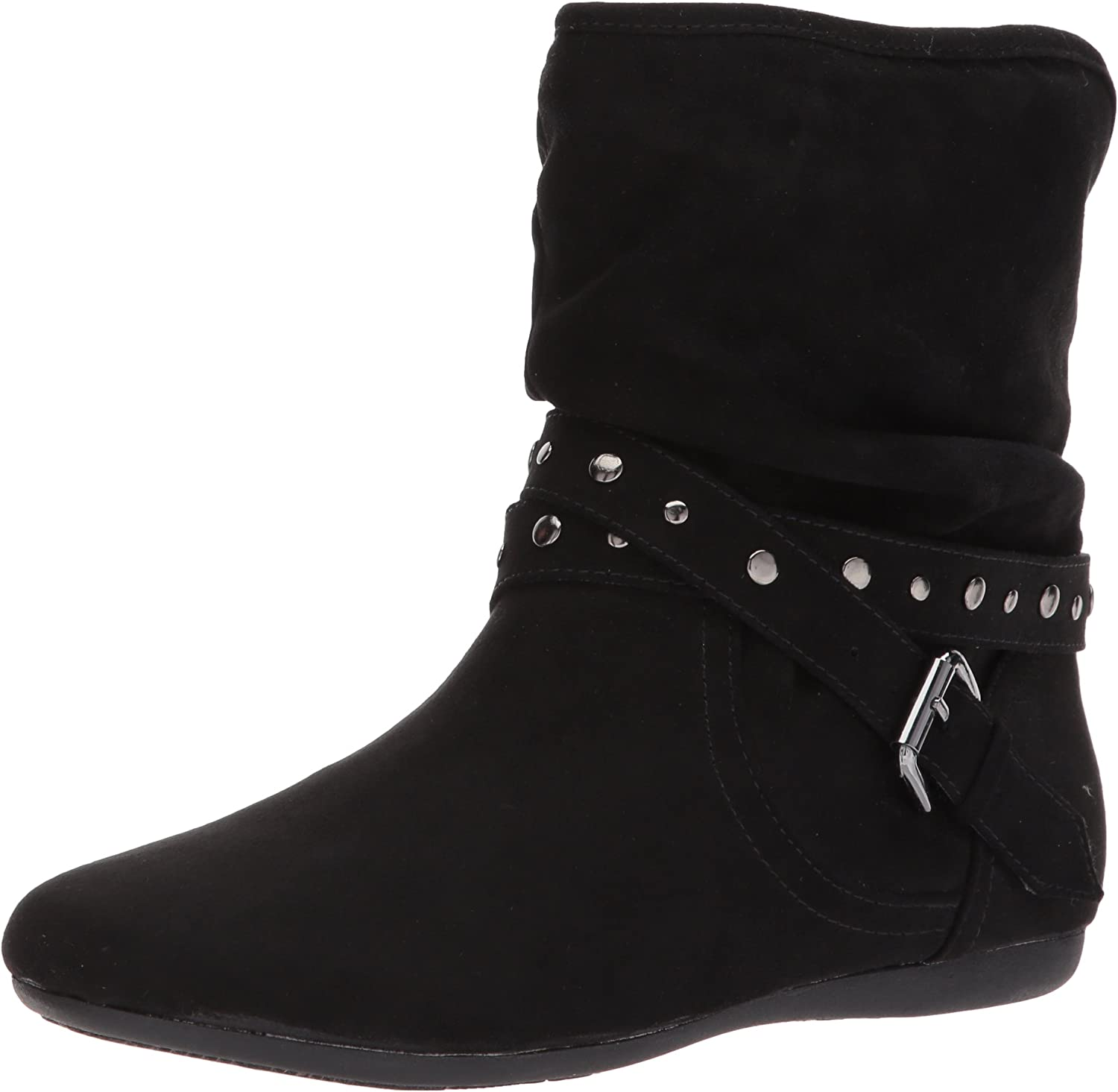 Report Womens Elianna Ankle Bootie