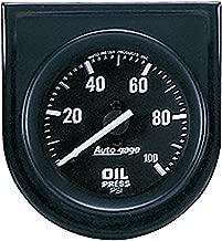AUTO METER 2332 Autogage Oil Pressure Gauge Panel