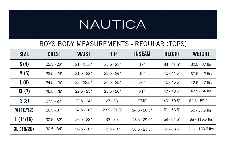 Nautica Boys School Uniform Polar Fleece Zip-up Hoodie