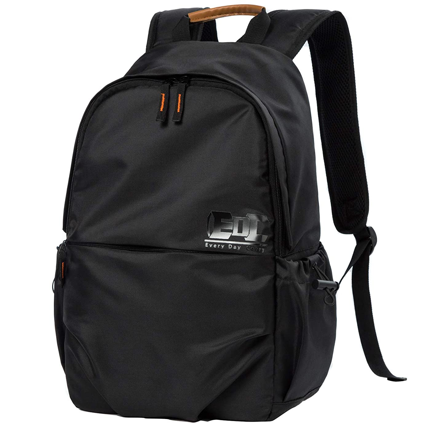 Laptop Backpack,Travel Computer Backpack for Men & Women,Basic College School Backpack Fit for 15.5 Inch Laptop and Notebook by Aumtisc (Blk)