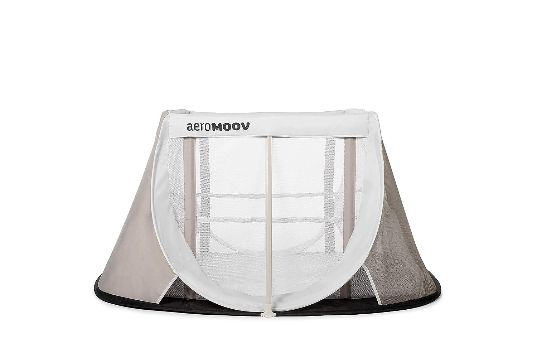AeroMoov Instant Travel Cot - White Sand