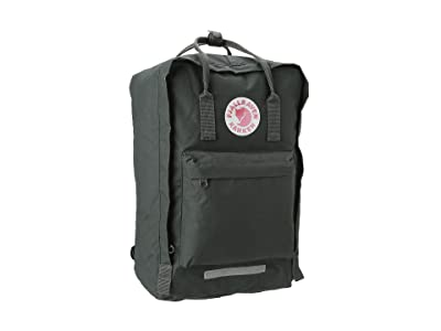 Fjallraven Kanken 17 (Forest Green) Backpack Bags