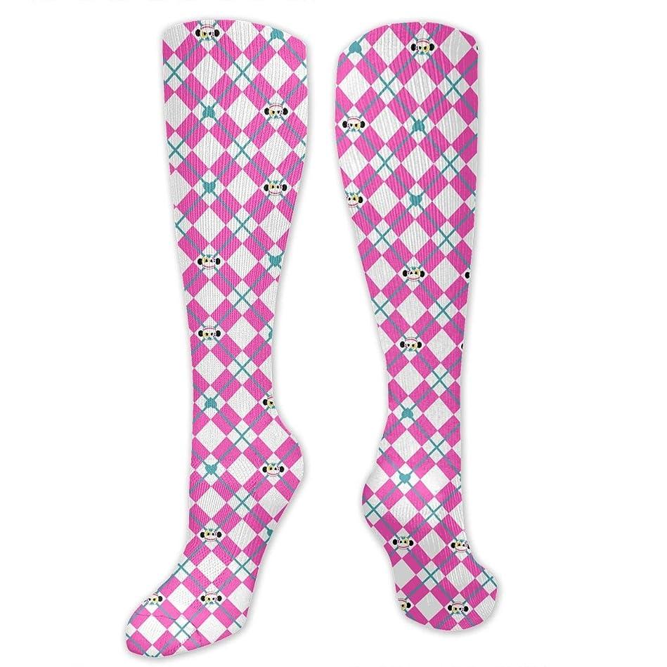制限準備ができて貞靴下,ストッキング,野生のジョーカー,実際,秋の本質,冬必須,サマーウェア&RBXAA Sugar Skull Argyle Socks Women's Winter Cotton Long Tube Socks Cotton Solid & Patterned Dress Socks