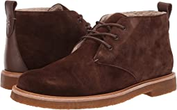 Shearling Desert Boot