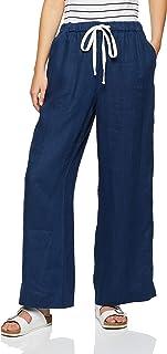 Jag Women's Becky Linen Pant