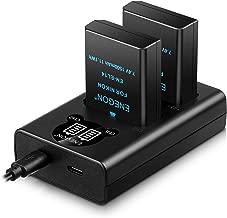 EN-EL14/EL14a Batería de Repuesto (Paquete de 2) y Smart