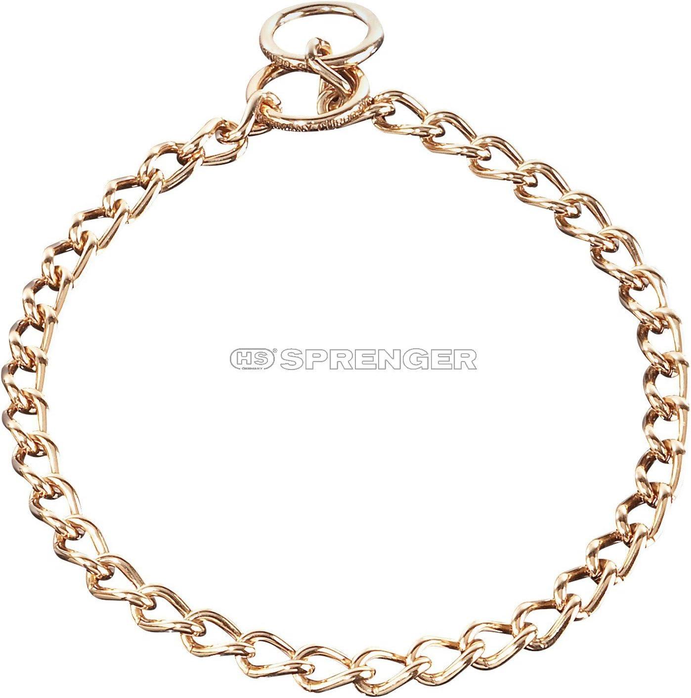 Herm Sprenger 26 Inch 65cm Curogan Slip mm Choke Col 3.0 Chain Selling Seattle Mall