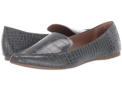 Steve Madden Feather (Grey Croco) Women