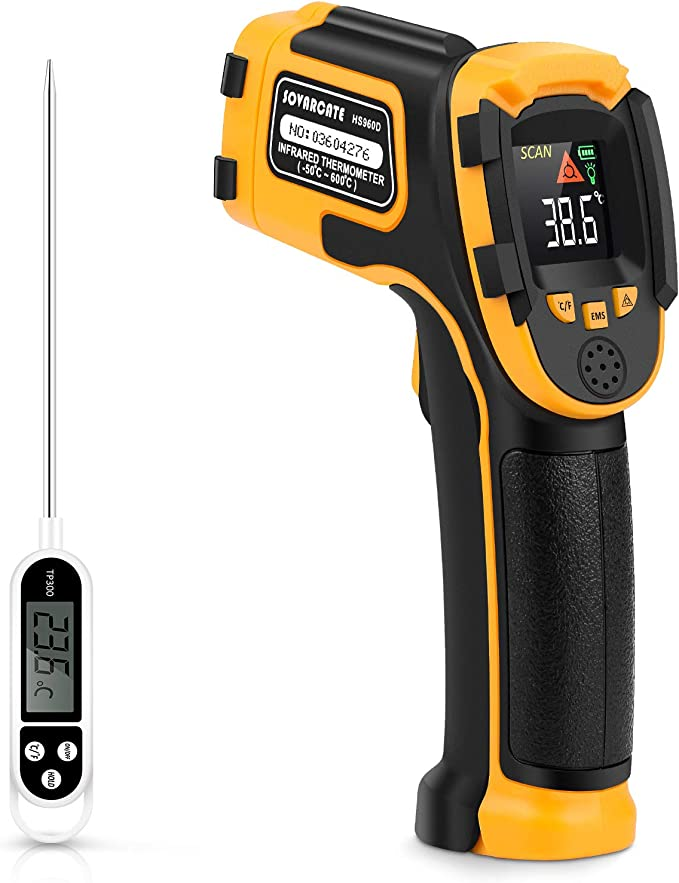 Sovarcate Infrared Thermometer - Best Versatile Use